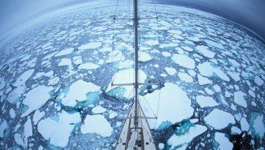 Erebus, le volcan des glaces