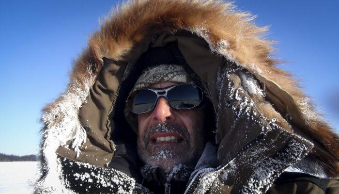 Pour sa dernière aventure avec ses chiens, Nicolas Vanier participe à l'Iditarod 2017,course de 1600 km à travers l'Alaska.