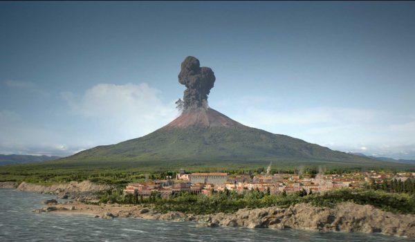 pompei-volcan-début-erruption