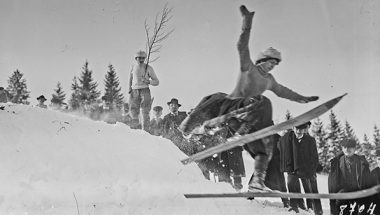 The fabulous history of skiing